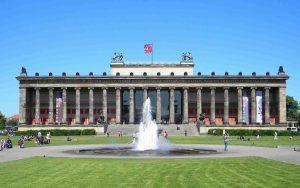 متحف برلين القديم من اهم متاحف برلين المانيا