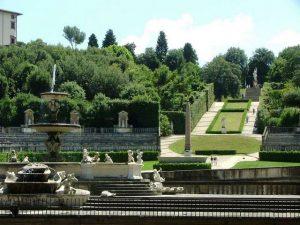 حدائق بوبولي من اجمل الاماكن السياحية في فلورنسا ايطاليا