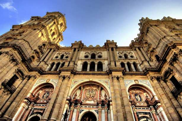 كاتدرائية ملقا