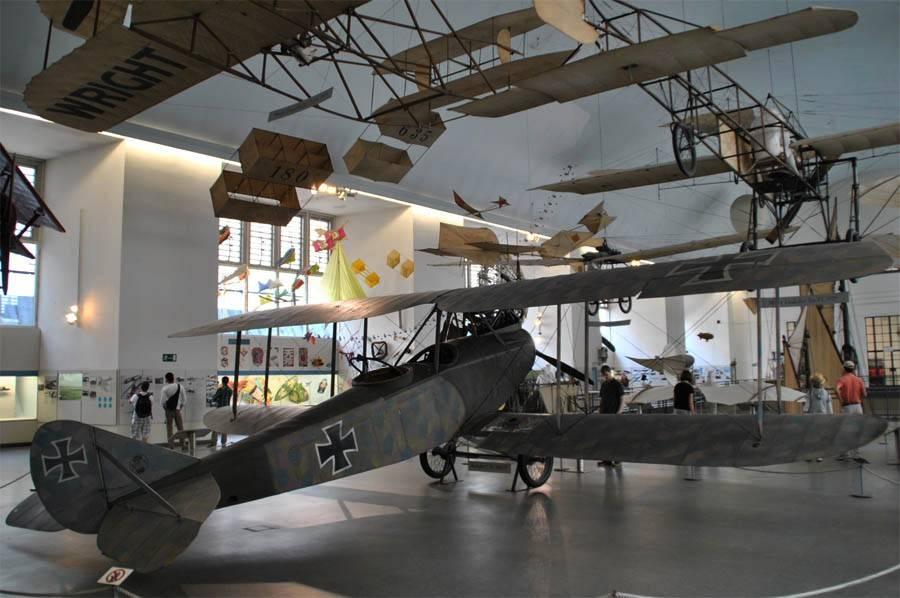 المتحف الالماني ميونخ