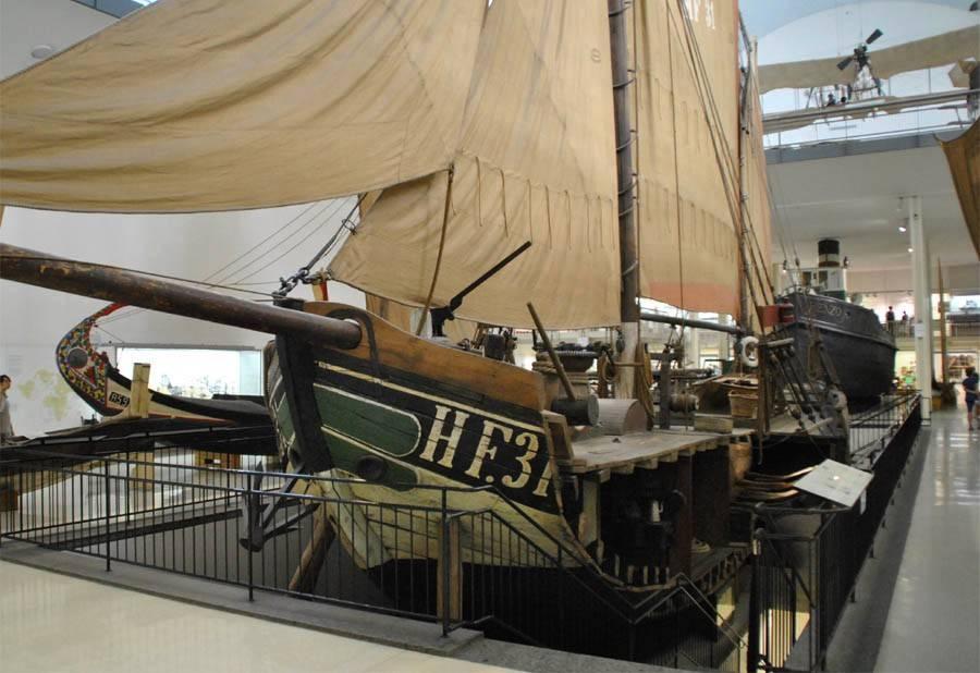 المتحف الالماني من افضل اماكن السياحة في ميونخ المانيا