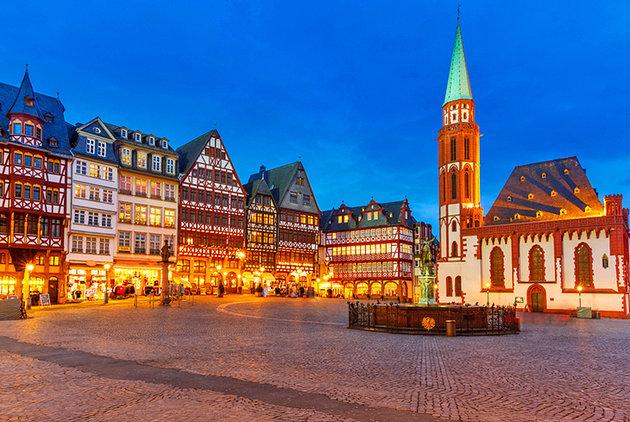 الاماكن السياحية في المانيا