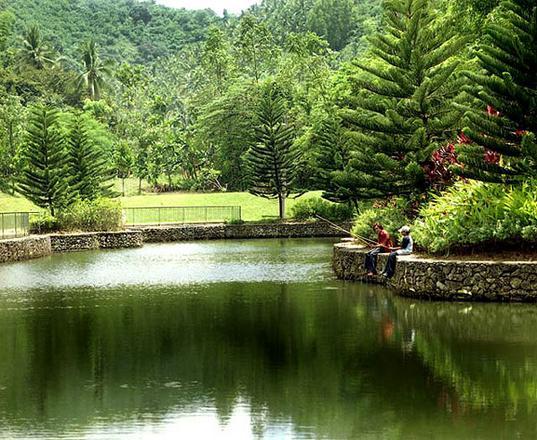 منتزه ماريا لويزا اشبيلية اسبانيا