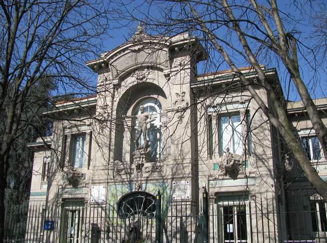 أكواريوم سيفيكو دي ميلان ، من اشهر الاماكن السياحية في ميلان ايطاليا