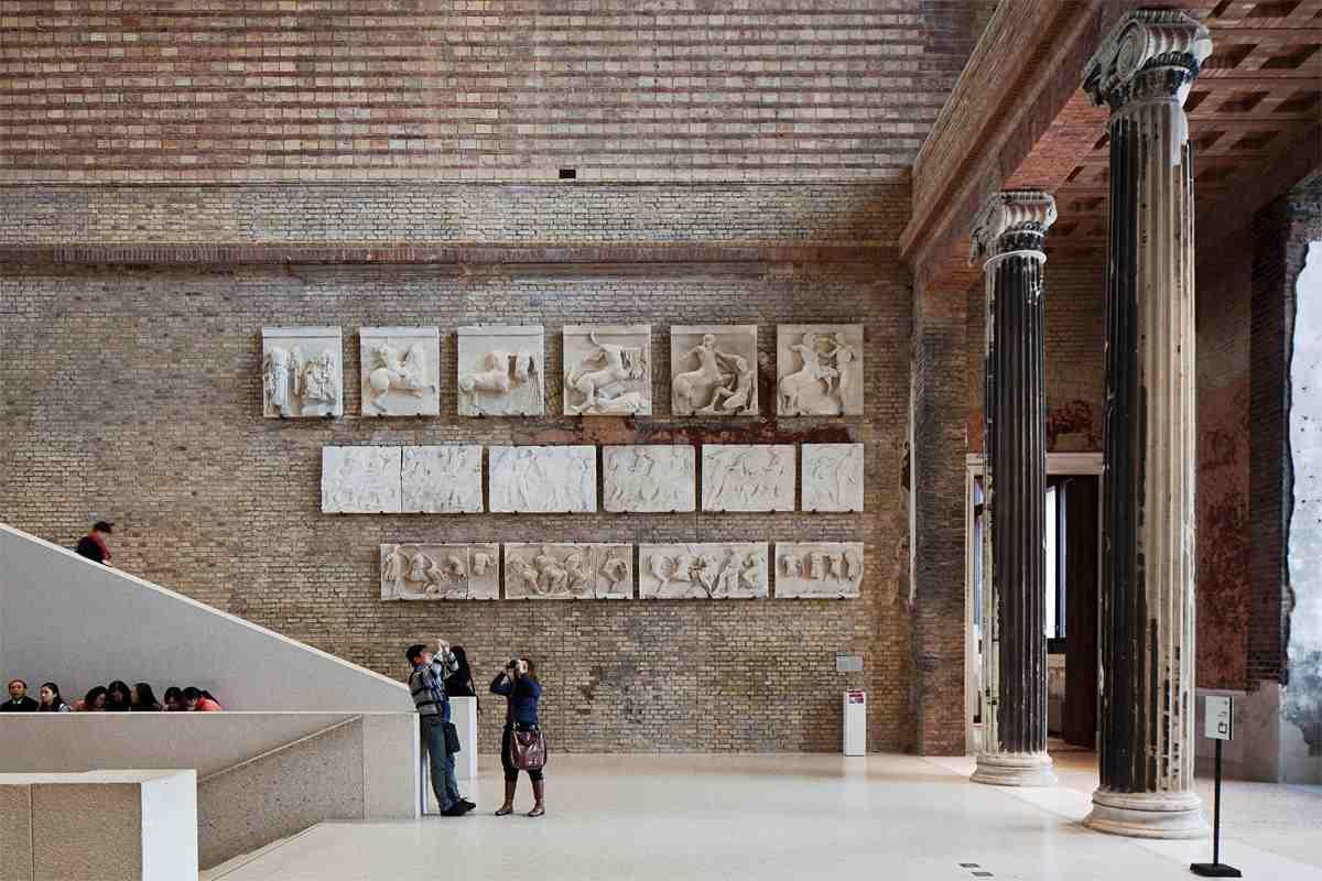 متحف برلين الجديد من اهم متاحف برلين المانيا