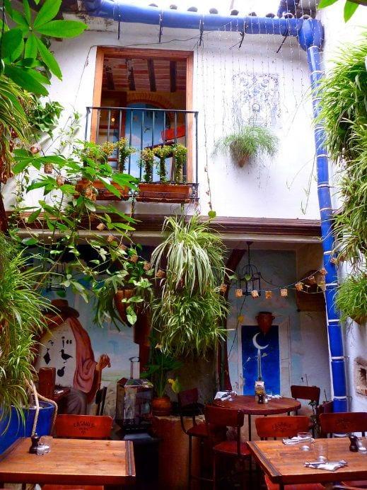 البلدة القديمة ماربيا اسبانيا