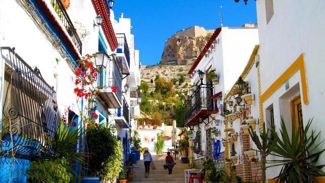 البلدة القديمة ماربيا
