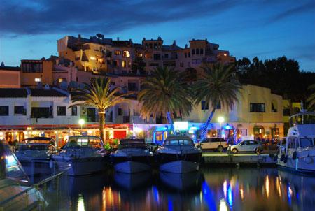 البلدة القديمة من معالم ماربيا اسبانيا