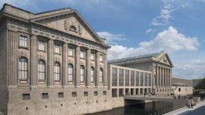 متحف بيرغامون من اهم اماكن السياحة في برلين المانيا