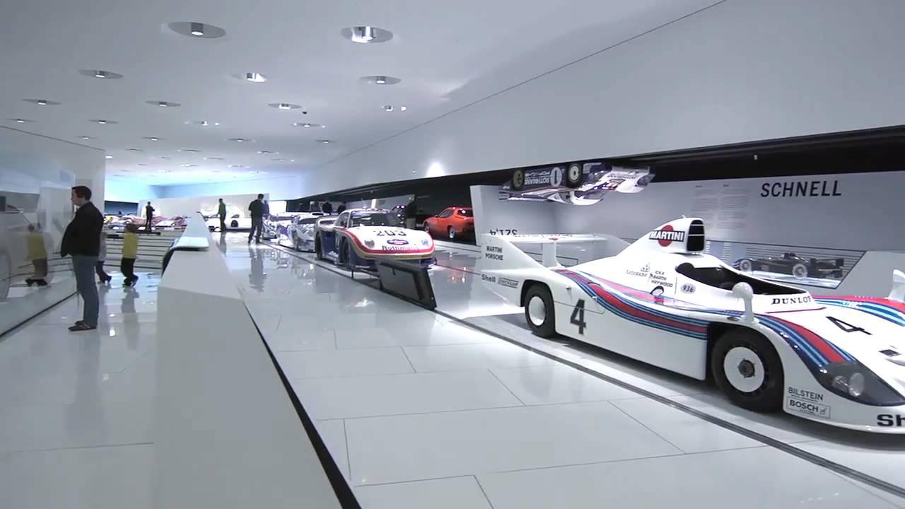 متحف بورش من اهم متاحف شتوتغارت المانيا