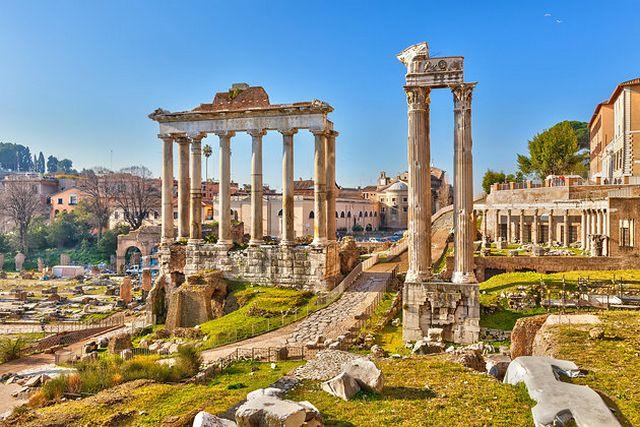 المسرح الرومانى بالاسكندرية 4