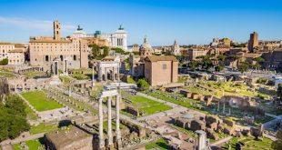 المنتدى الروماني في روما