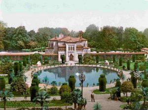 حديقة ويلهيلما من افضل الاماكن السياحية في شتوتغارت المانيا