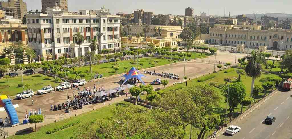 قصر عابدين في القاهرة