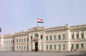 قصر عابدين من اهم الاماكن السياحية في القاهرة مصر
