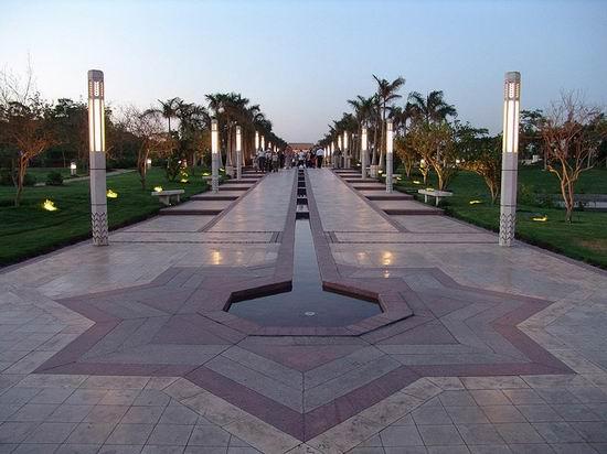 حديقة الازهر في القاهرة