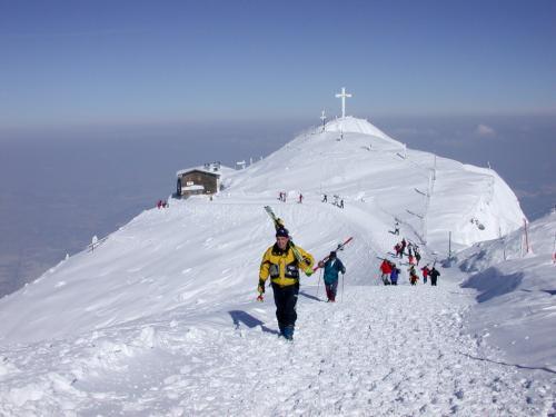 تلفريك جبل انترسبيرغ من اجمل اماكن السياحة في سالزبورغ