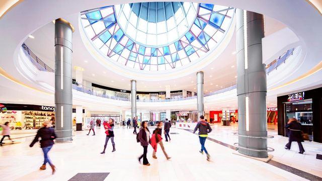 مجمع كارفور من اهم مراكز التسوق في بورصة تركيا
