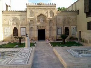 المتحف القبطي من اهم اماكن السياحة في القاهرة مصر
