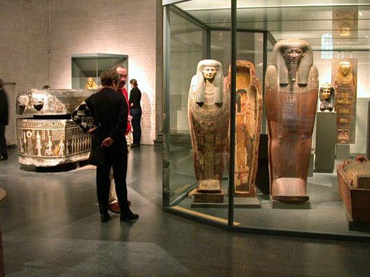 المتحف المصري القاهرة مصر