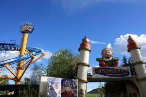 منتزه فنتازيانا من افضل الاماكن السياحية في سالزبورغ النمسا
