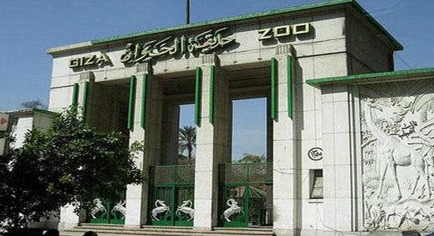 حديقة الحيوانات في الجيزة بالقاهرة مصر, السياحة في مصر