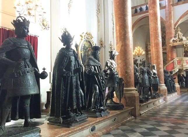 كنيسة ومتحف هوفكيرش انسبروك