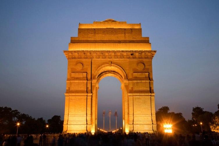 بوابة الهند في نيودلهي