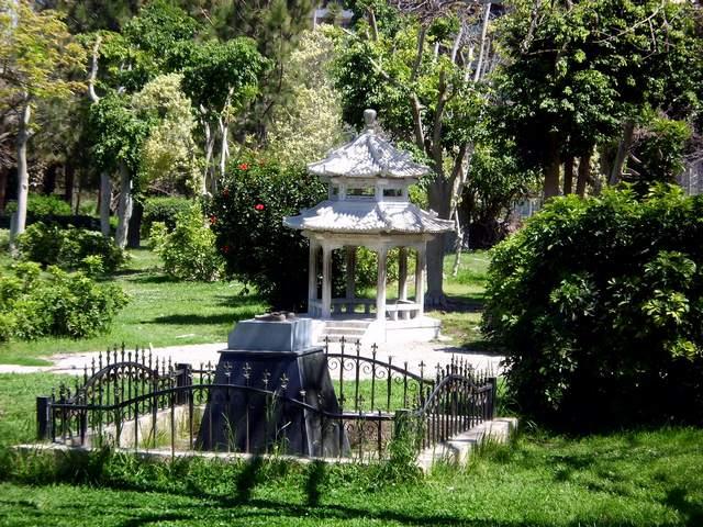الحديقة الدولية في القاهرة من اهم حدائق القاهرة