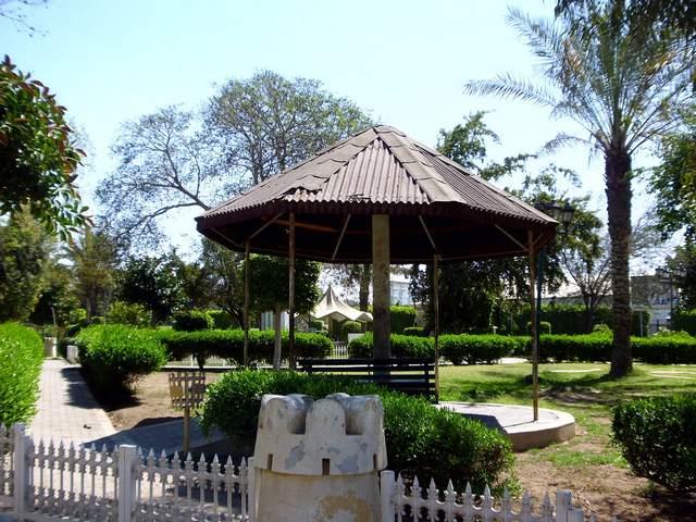 الحديقة الدولية مدينة نصر