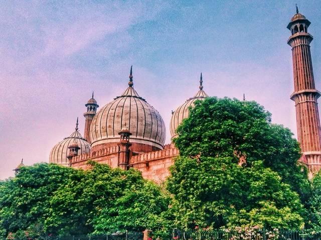 المسجد الجامع بدلهي