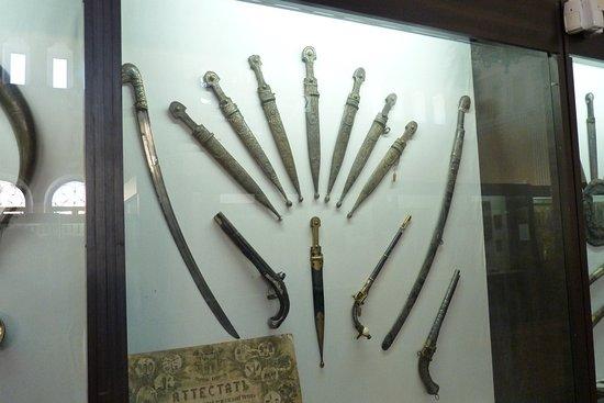 المتحف التاريخي في كوتايسي جورجيا