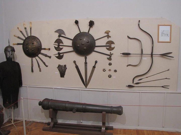 المتحف التاريخي كوتايسي في جورجيا