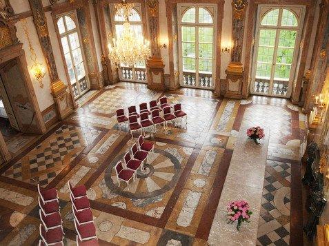 قصر ميرابيل في سالزبورغ