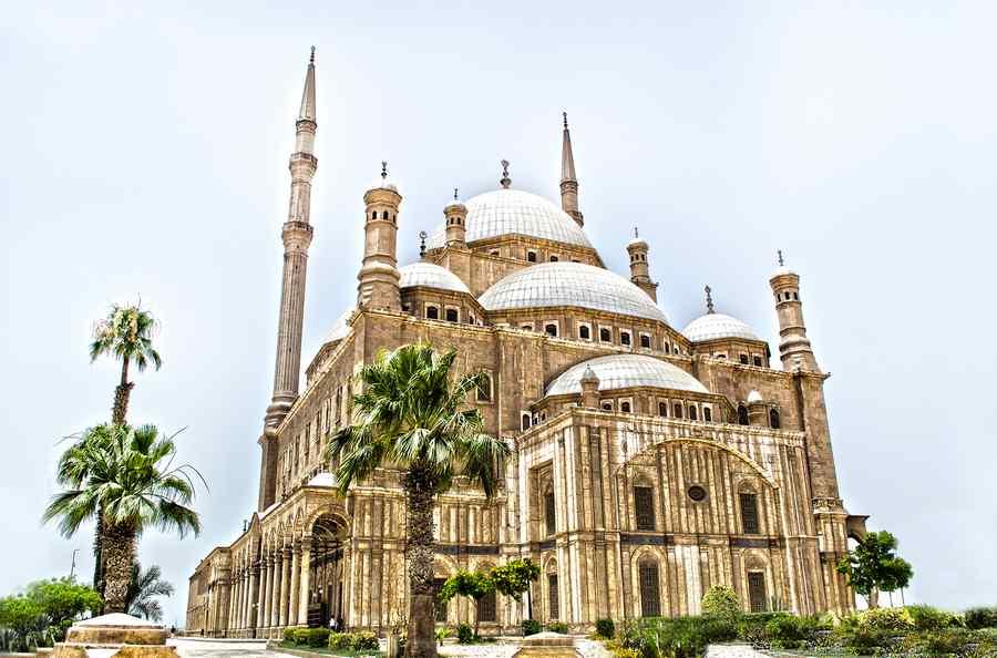 افضل 4 اشياء يمكنك مشاهدتها في جامع محمد علي بالقاهرة مصر