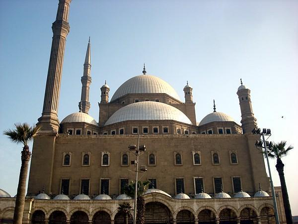 جامع محمد علي في القاهرة
