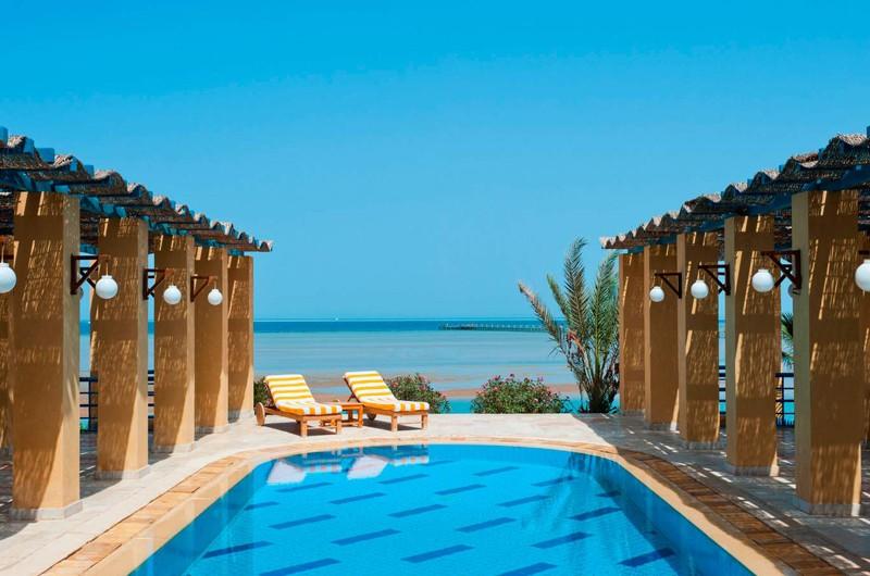 سهل حشيش من افضل اماكن السياحة في الغردقة مصر