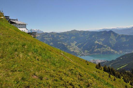 جبل شميتن هوه زيلامسي النمسا