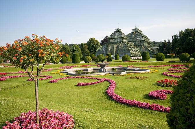 حديقة الملكة قصر شونبرون