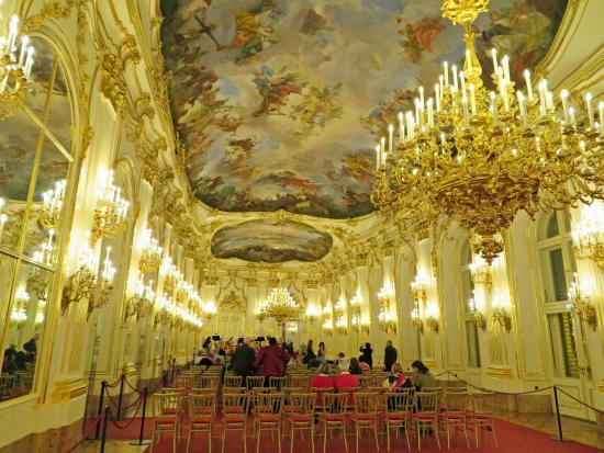 قصر شونبرون في فيينا
