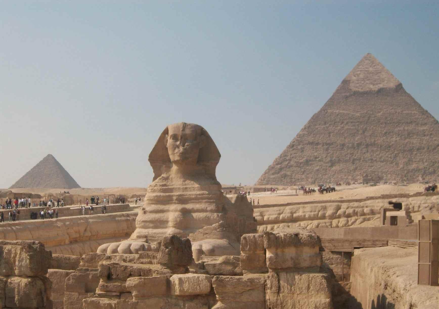 تمثال ابو الهول مصر من اهم اماكن السياحة في مصر القاهرة