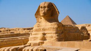 ابو الهول في مصر