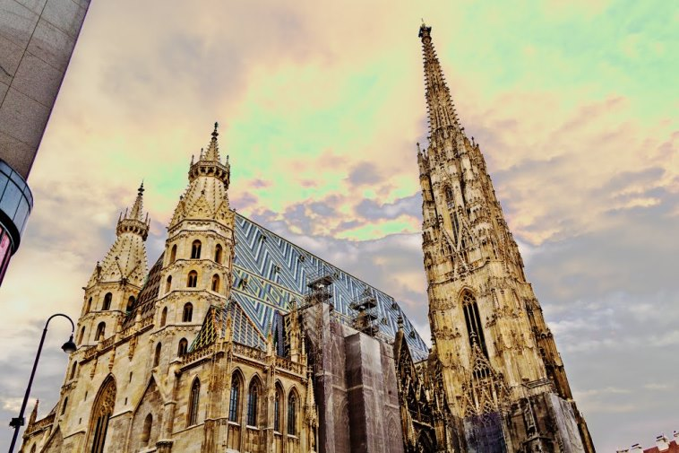 كاتدرائية سانت ستيفن فيينا