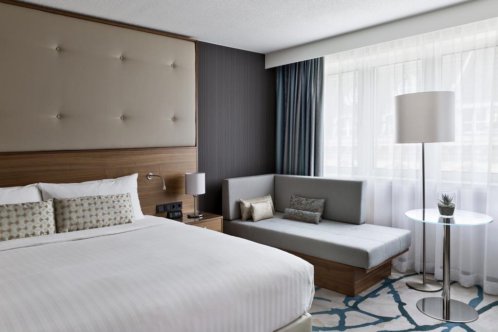 فندق ماريوت فيينا من افضل الفنادق في فيينا النمسا