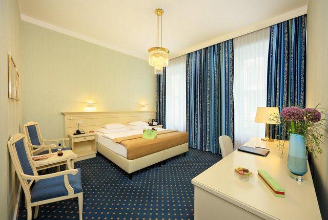 فندق دي فرانس فيينا من افضل فنادق في فيينا