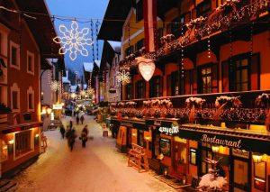 الحي القديم من افضل اماكن السياحة في النمسا زيلامسي