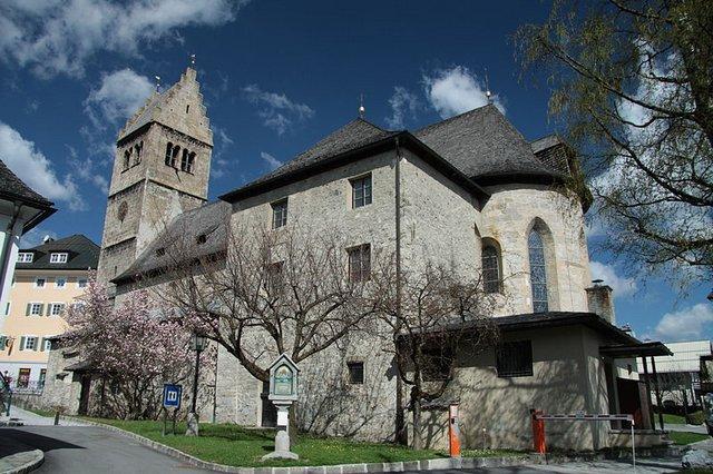 الحي القديم في زيلامسي النمسا