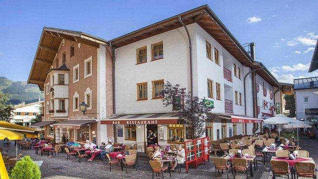الحي القديم من اجمل اماكن السياحة في زيلامسي النمسا