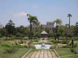 حديقة وقصر انطونيادس بالإسكندرية
