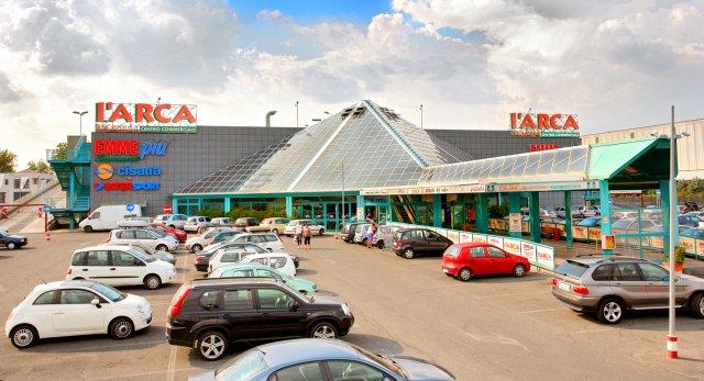 مركز تسوق أركا دي كابينا من اهم مناطق التسوق و السياحة في روما
